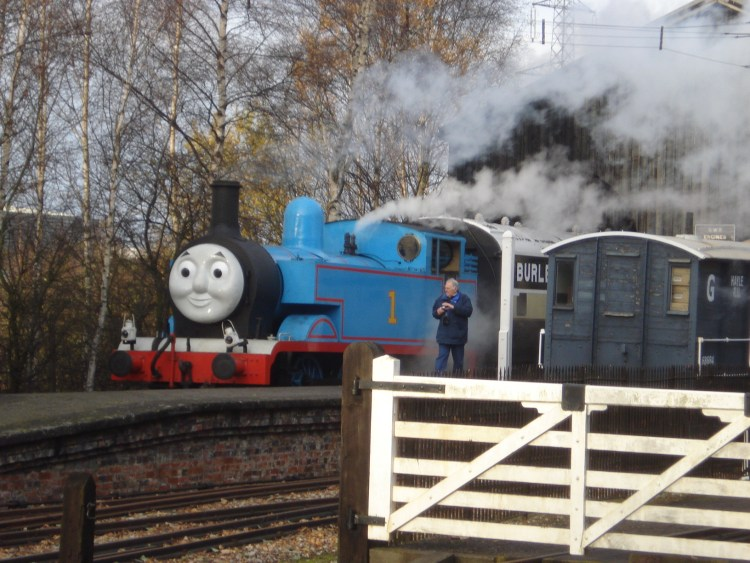 Birthday treat with Days out with Thomas