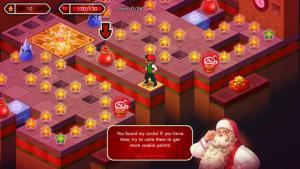 Santa Sprint App