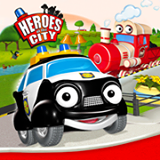 Heroes of the City app