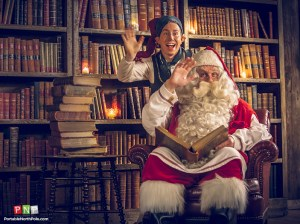 The Magic of Portable North Pole