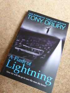Blog Birthday Giveaway - A Flash of Lightning