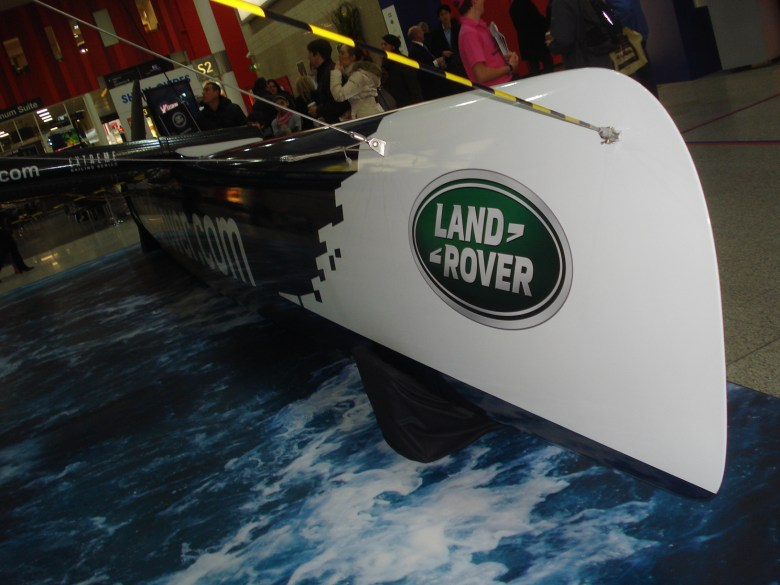 London Boat Show 2014