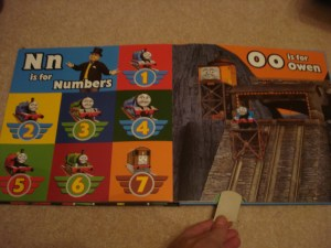 Thomas & Friends Amazing ABC, Thomas Friends Amazing ABC