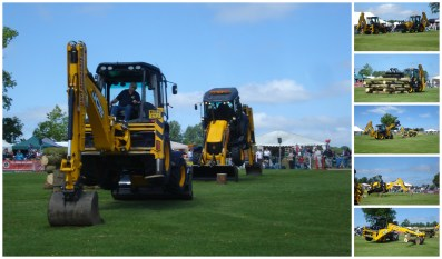 Digger Display