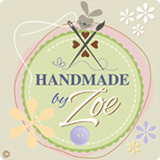 Birthday Blog Giveaway - Handmade by Zoe