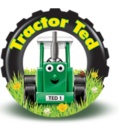 Birthday Blog Giveaway - Tractor Ted