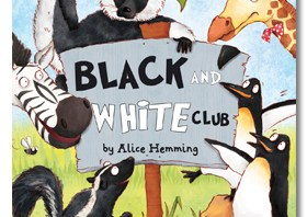 The Black and White Book Club