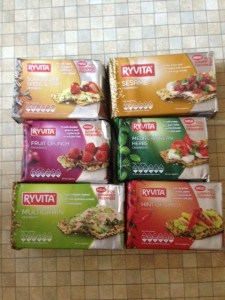 31 ways 31 days with Ryvita