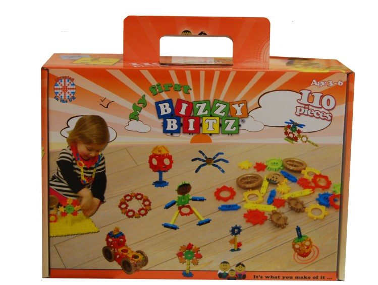 Blog Birthday Giveaway - Bizzy Bitz