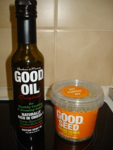 Blog Birthday Review and Giveaway - Good Hemp Food