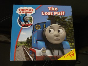 New Thomas & Friends books from Egmont