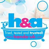 Bathtime fun with H&A