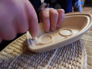 Wooden Activity Boat