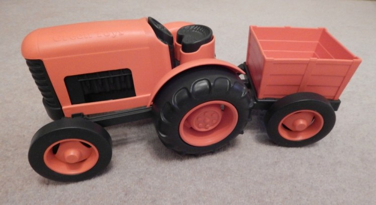 Green Toys Tractor
