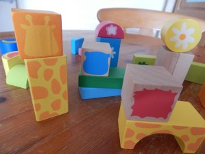 Safari Building Blocks