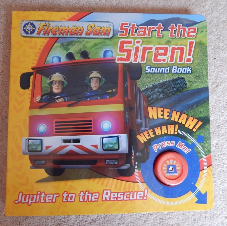 Fireman Sam Start the Siren!