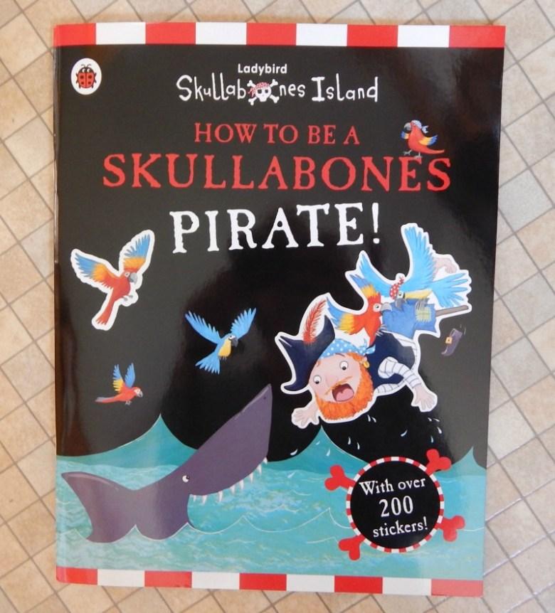 Ladybird Skullabones Island