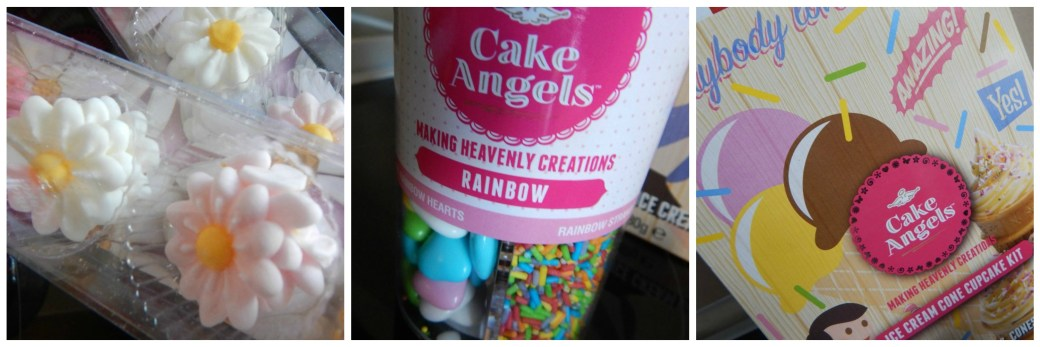 Summer baking with Cake Angels