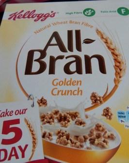 All Bran Challenge 4