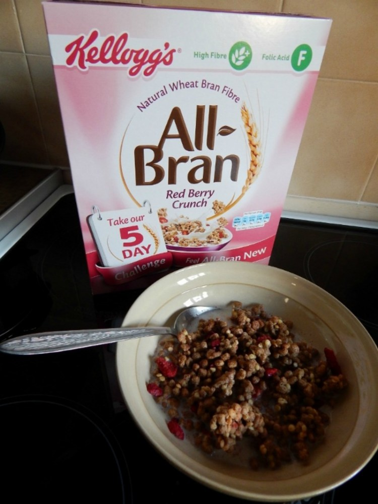 Putting All-Bran to the test