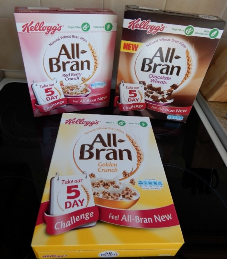 Putting All Bran to the test