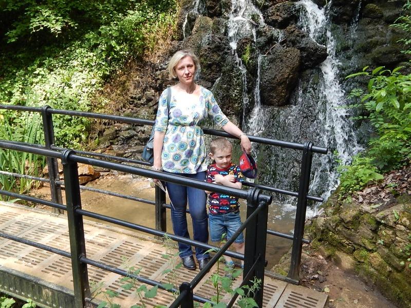 A nature walk around Stowe Gardens