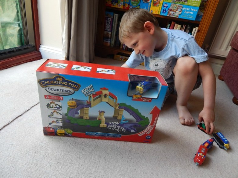 Chuggington StackTrack and Diecast sets