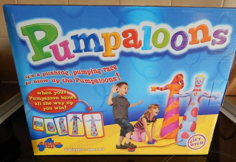 Pumpaloons