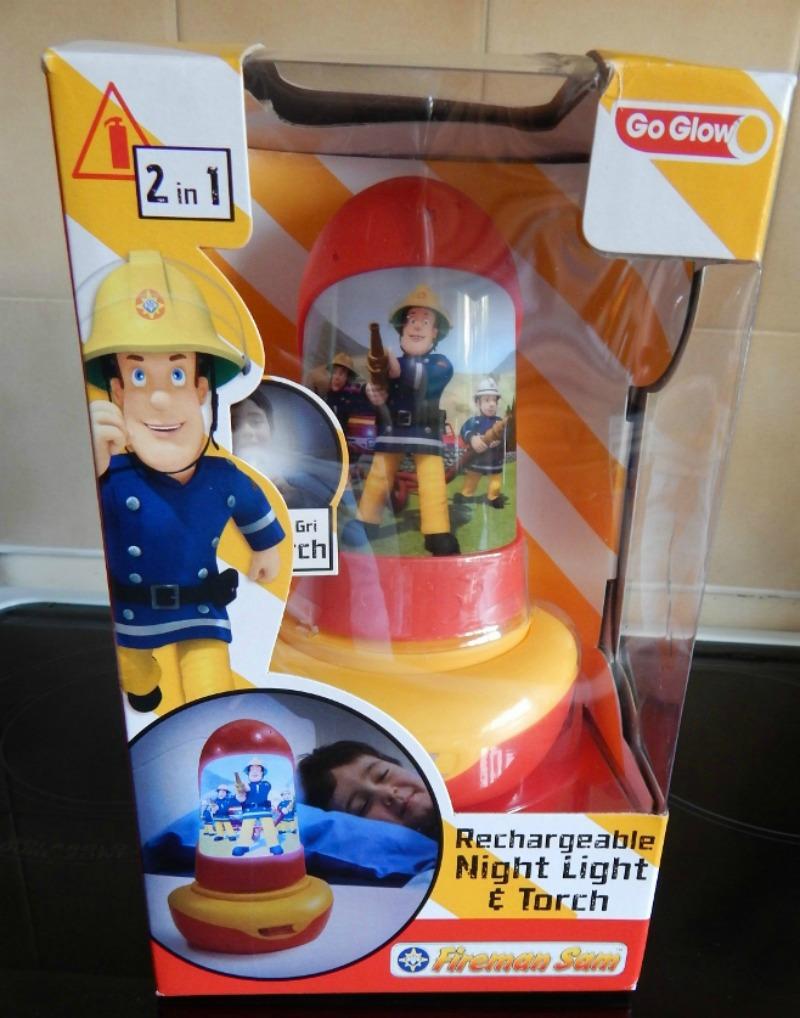 Fireman Sam GoGlow Night Bright Light