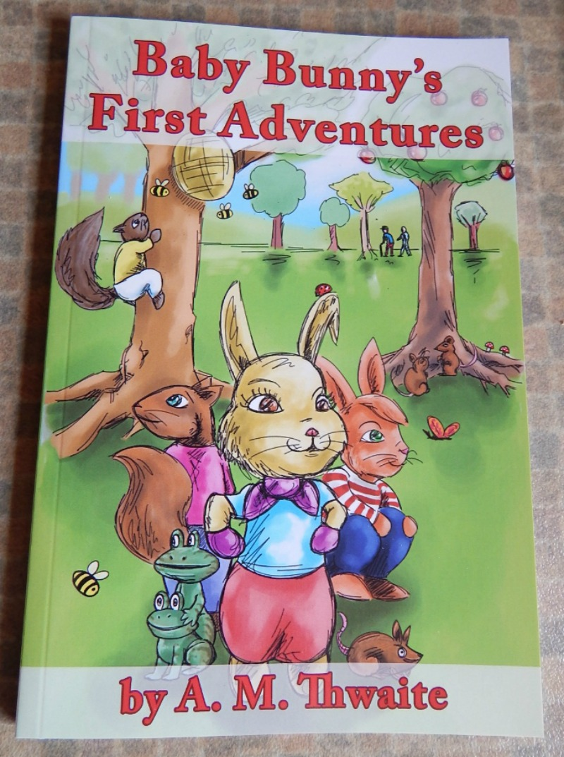 Baby Bunny's First Adventures