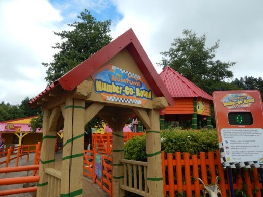 Having fun at CBeebies Land part 2