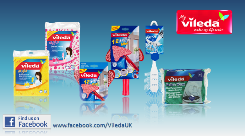 Vileda Cleaning products