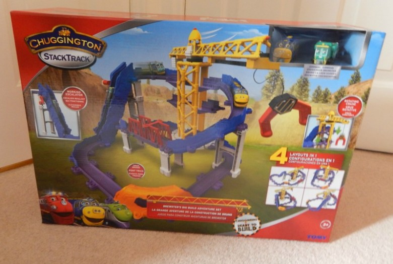 Brewster's Big Build Adventure Set