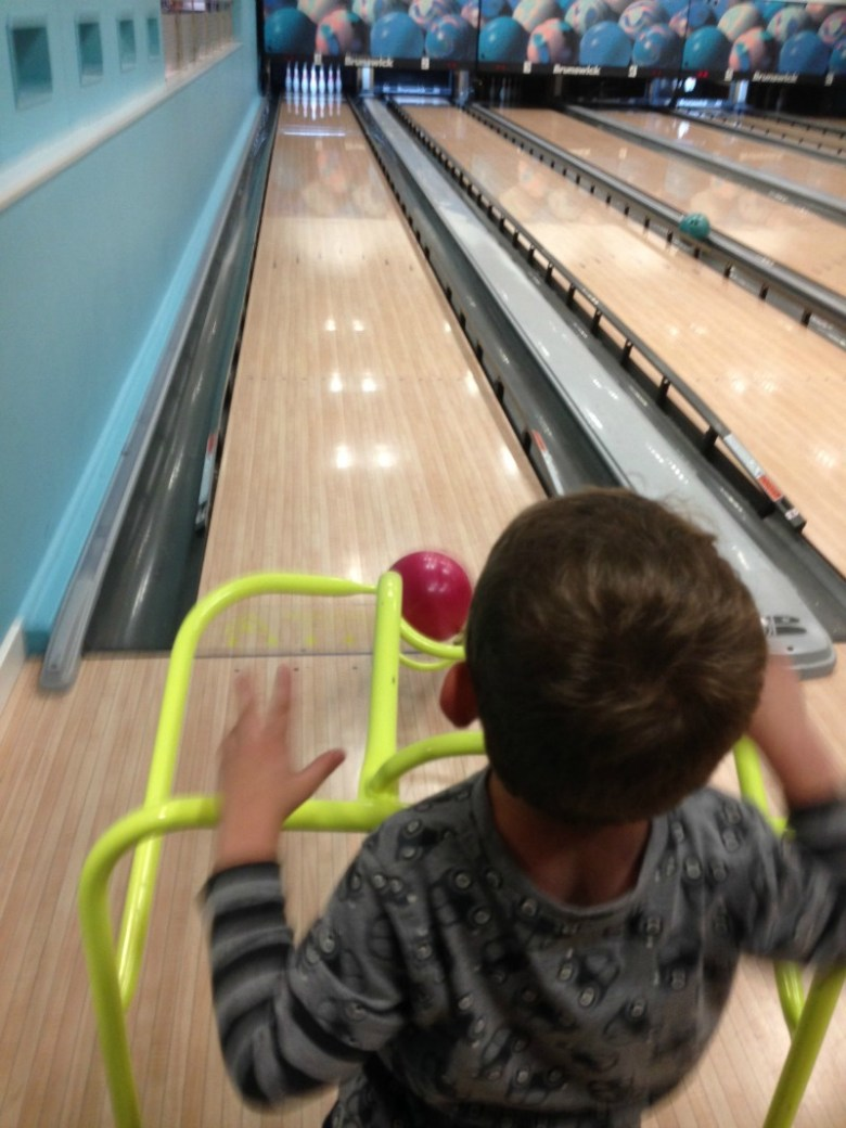 Swimming and Ten Pin Bowling Success