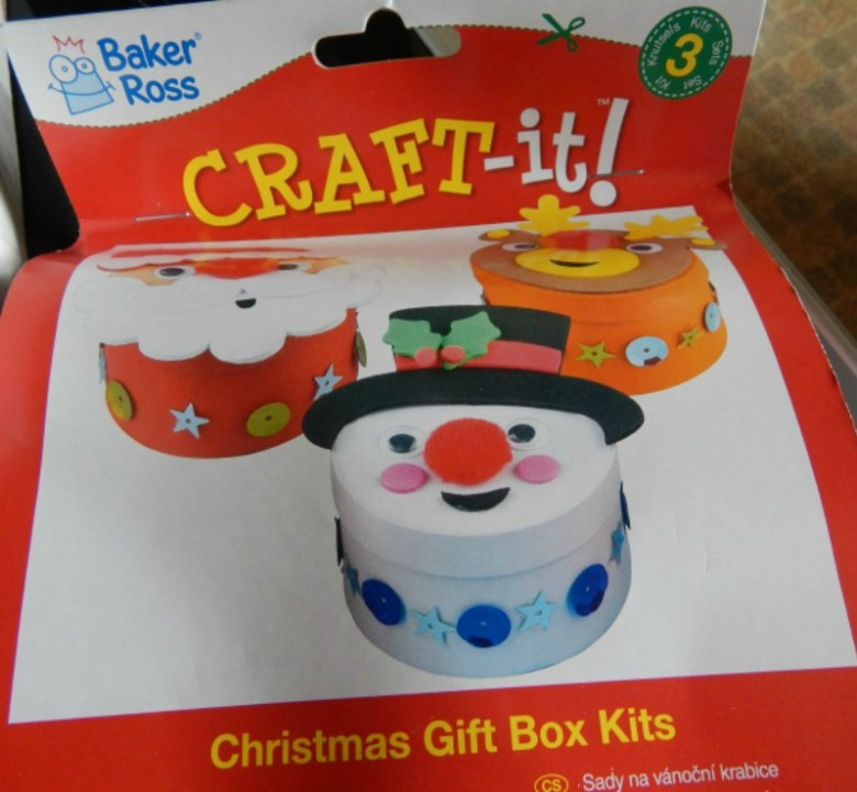 Seasonal crafting with Baker Ross