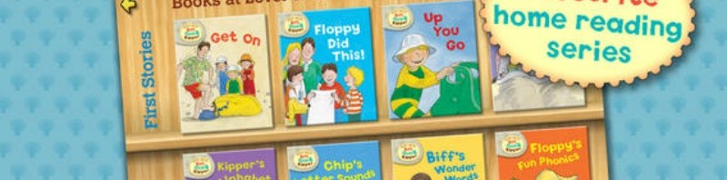Read with Biff, Chip & Kipper