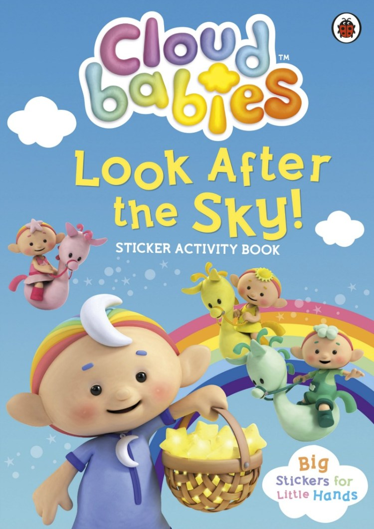 Cloudbabies Look After the Sky