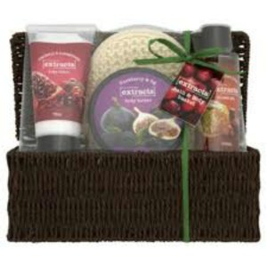 Extracts Bath & Body Basket