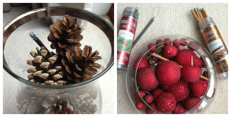 Scented Christmas with ScentSicles