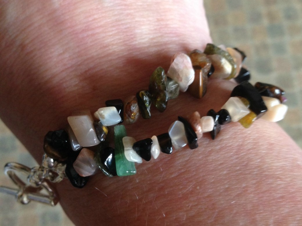 A new bracelet for a new year