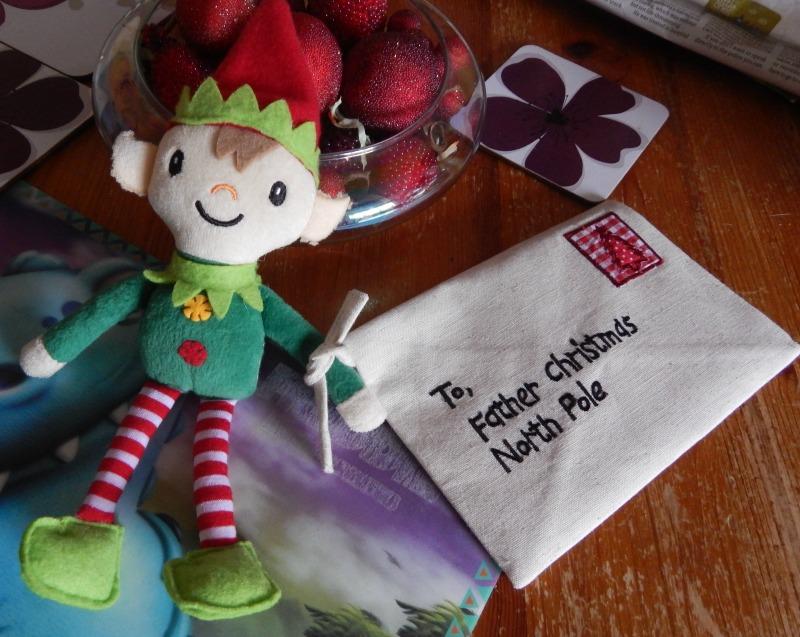 Berry the Elf