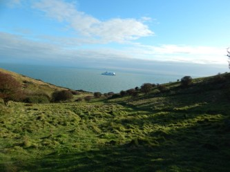 Walking to South Foreland Lighthouse 7