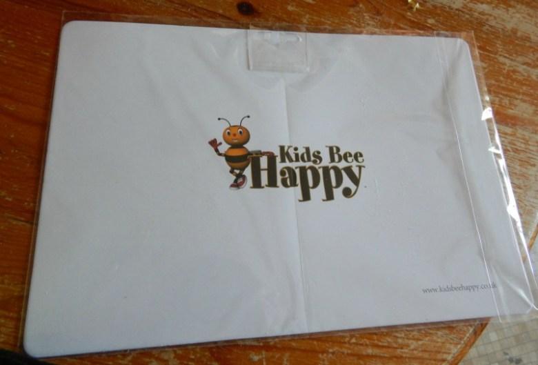 Sand Art fun with Kids Bee Happy