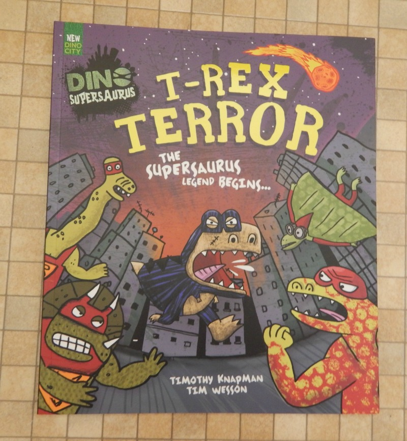 T-Rex Terror