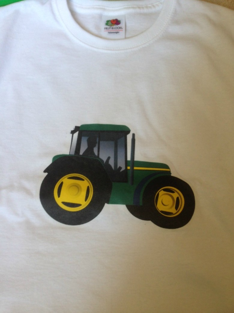 Designing a t-shirt with buytshirtsonline