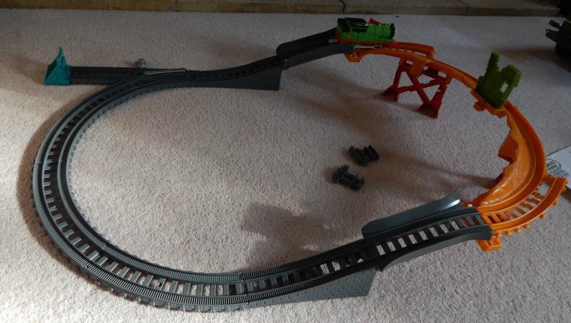 Thomas and Friends Breakaway Bridge Set