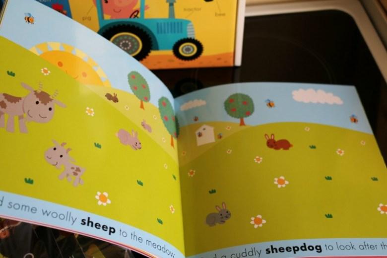Farm Jigsaw and Sticker Book