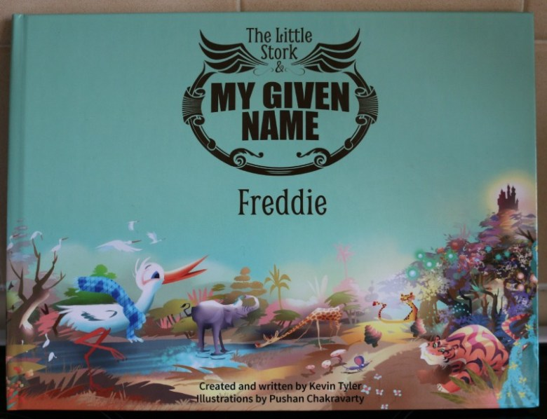 The Little Stork and My Given Name