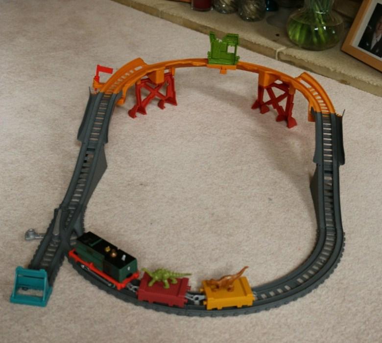 Trackmaster Samson