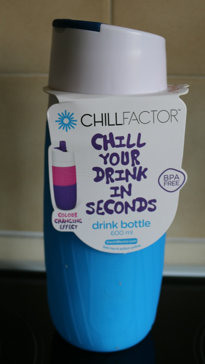 ChillFactor Drinks Bottle